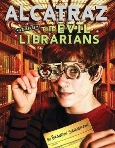 Alcatraz and the Evil Librarians