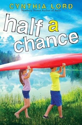 Image result for Half a chance book cover